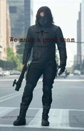 We Make A Good Team(Bucky x oc) by Nobodyyy542