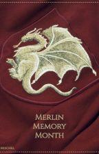 Merlin Memory Month 2019 by magicalmischel