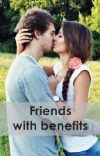 Friends with benefits by smellslikeadrug