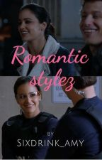 Romantic stylez// Jake x Amy  by sixdrink_amy