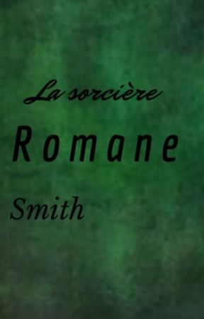 La sorcière Romane Smith  by Romanesls