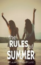 The Rules of Summer by MsMellowMint