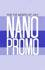 nanowrimo promotions [july] by theletterbox