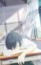Let me sleep... by Crimson_Mina