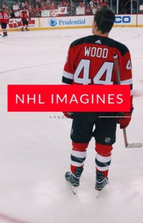 low priced 9b08a 3faa6 nhl imagines - Miles Wood - New Jersey Devils 44 (pt 3 ...