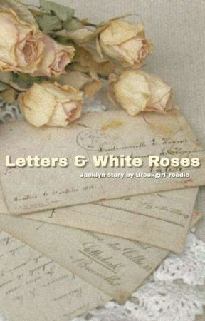 Letters & White Roses by eternal_jacklyn