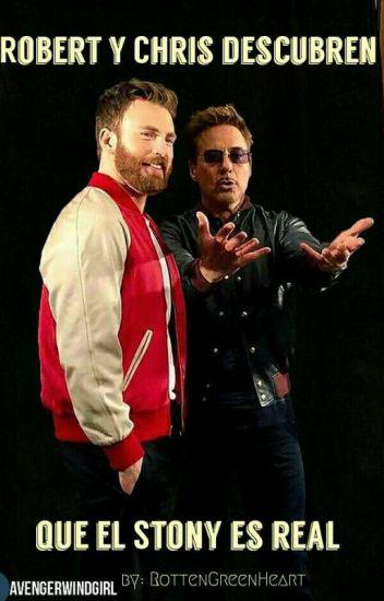 Robert y Chris descubren que el Stony es real