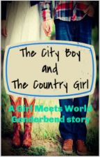 The City Boy and the Country Girl (A GMW genderbend story) by HappilyEverAfter19