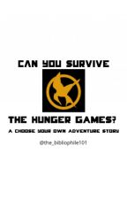 Can You Survive the Hunger Games? a Choose Your Own Adventure Story by the_bibliophile101