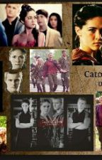 The hunger games Cato and clove by SamuelBruce