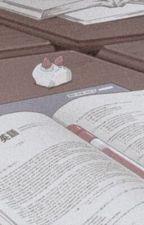 homework | minsung by tmblrangelx
