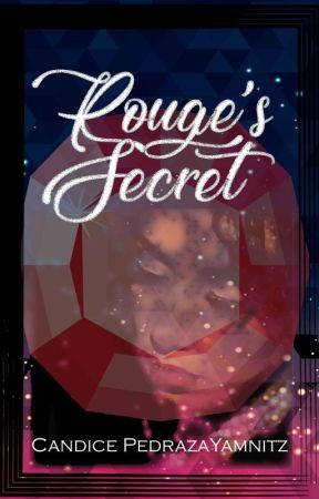 Rouge's Secret by candiceyamnitz