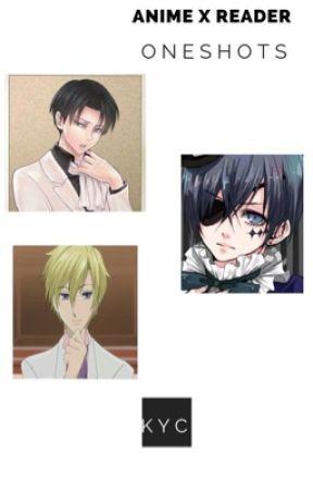 Anime x reader Oneshots  by CrankyCrew713