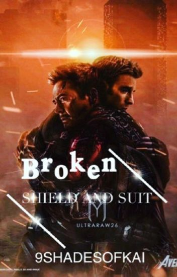 Broken Shield And Suit [Stony]