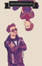 IronDad And Spiderson one-shots by Lhappyface