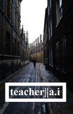 teacher||ashton irwin by bluewaffleashton