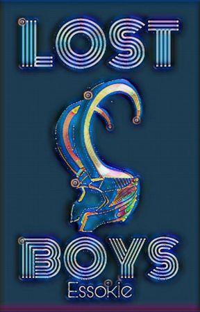 LOST BOYS // Loki Laufeyson by Essokle