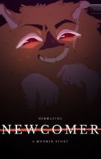 Newcomer, A Moomin Story  by Hermazing
