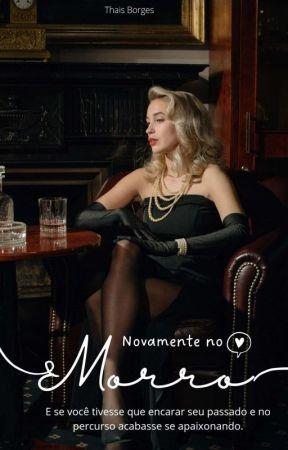 A Patroa do Morro  by ThaisBorges866