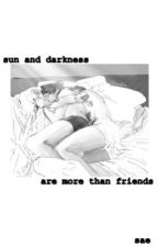 sun and darkness are more than  || Larry Stylinson One Shot by Agateophobic