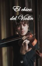 El chico del violín by Leon_invertido