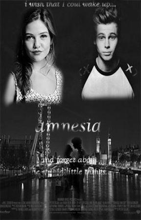 amnesia (luke hemmings y tu) by:barbie isabel by BarbieIsabel