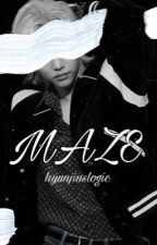 Maze >> Stray Kids by hyunjinslogic