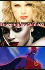 Disney Hercules: The Vampire Goddess by Rosi_CrazyFNAFFan