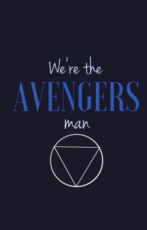 Avengers Imagines by IAmIronManJr96