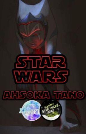 Ahsoka Tano: Gripped By The Dark Side  by Naia_Maynard