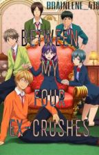 Between My Four Ex-Crushes by brainlene_4106