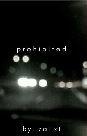 Prohibited by zaiixi