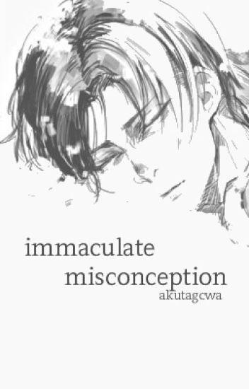 Immaculate Misconception ; ereri/riren au