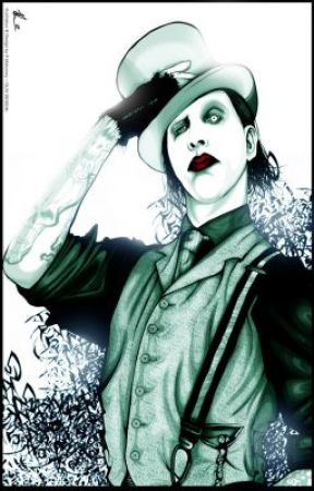 If Marilyn Manson had 3 Days to live. . . by ToxicityDown