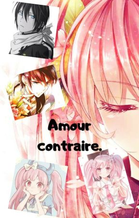 Amour contraire. (En cours.) by JusteMoi009