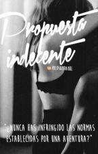 Propuesta Indecente| ↠ J.b by holdskidrauhlx