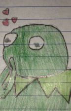 Kermit x Truly Greg by AaylumtaleFrisk