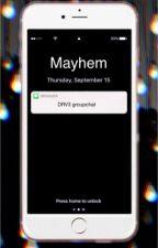 Mayhem - [DRV3 Groupchat] by hhimikoyumeno