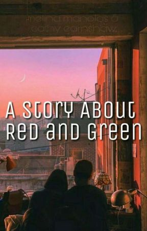 A Story About Red and Green // Harry Potter by earnshaww