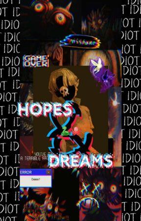 BEN Drowned | Hopes And Dreams by Shamalamashams