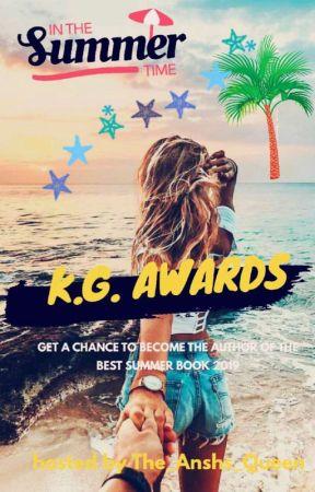 K.G. Summer Season Awards 2019 by KG_team_official