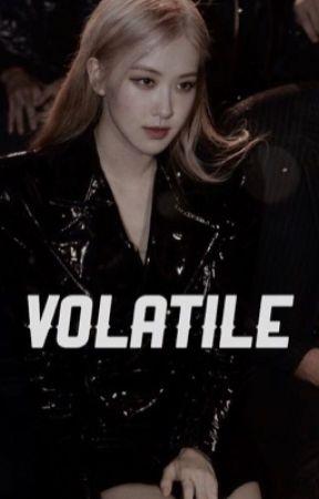 Volatile | CHAELISA by tiredlovjngs