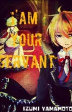 I am your servant (yaoi) by PlasticBoy_