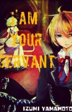 I am your servant (yaoi) by PlasticBoy_