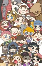 《Identity V x Reader Oneshots》<Requests:OPEN> by insane_Cass