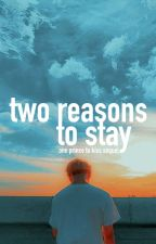two reasons to stay ; yoonmin by Sussurlo