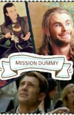 Mission Dummy (Avengers x Reader) COMPLETED by lexi_2984