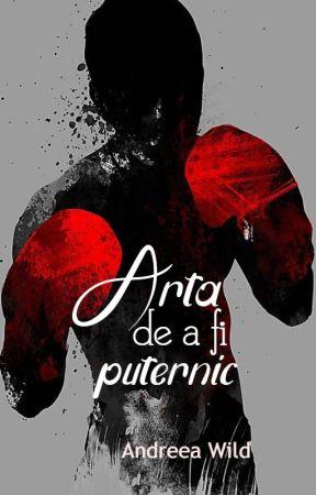 Arta de a fi puternic by Wildangel696