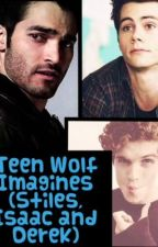 Teen Wolf Imagines (Stiles, Isaac and Derek) ((Slow Updates)) by mini_padfoot_