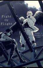 Fight or Flight (Hawks x Reader x Dabi)  by shinso_scrub